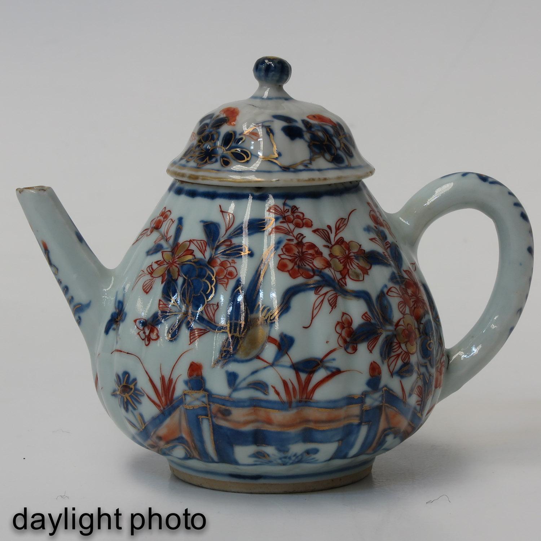 An Imari Teapot - Image 7 of 9