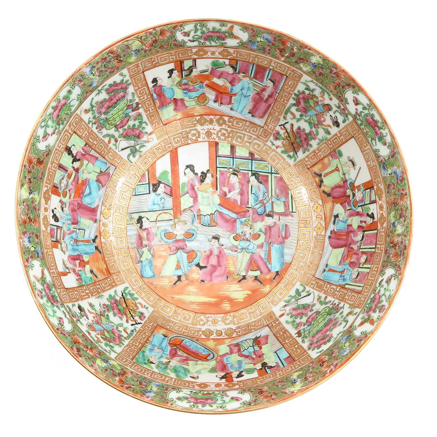 A Cantonese Bowl - Image 5 of 10
