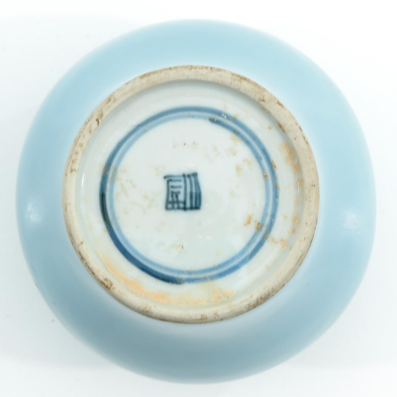 A Clair de Lune Decor Vase - Image 6 of 9