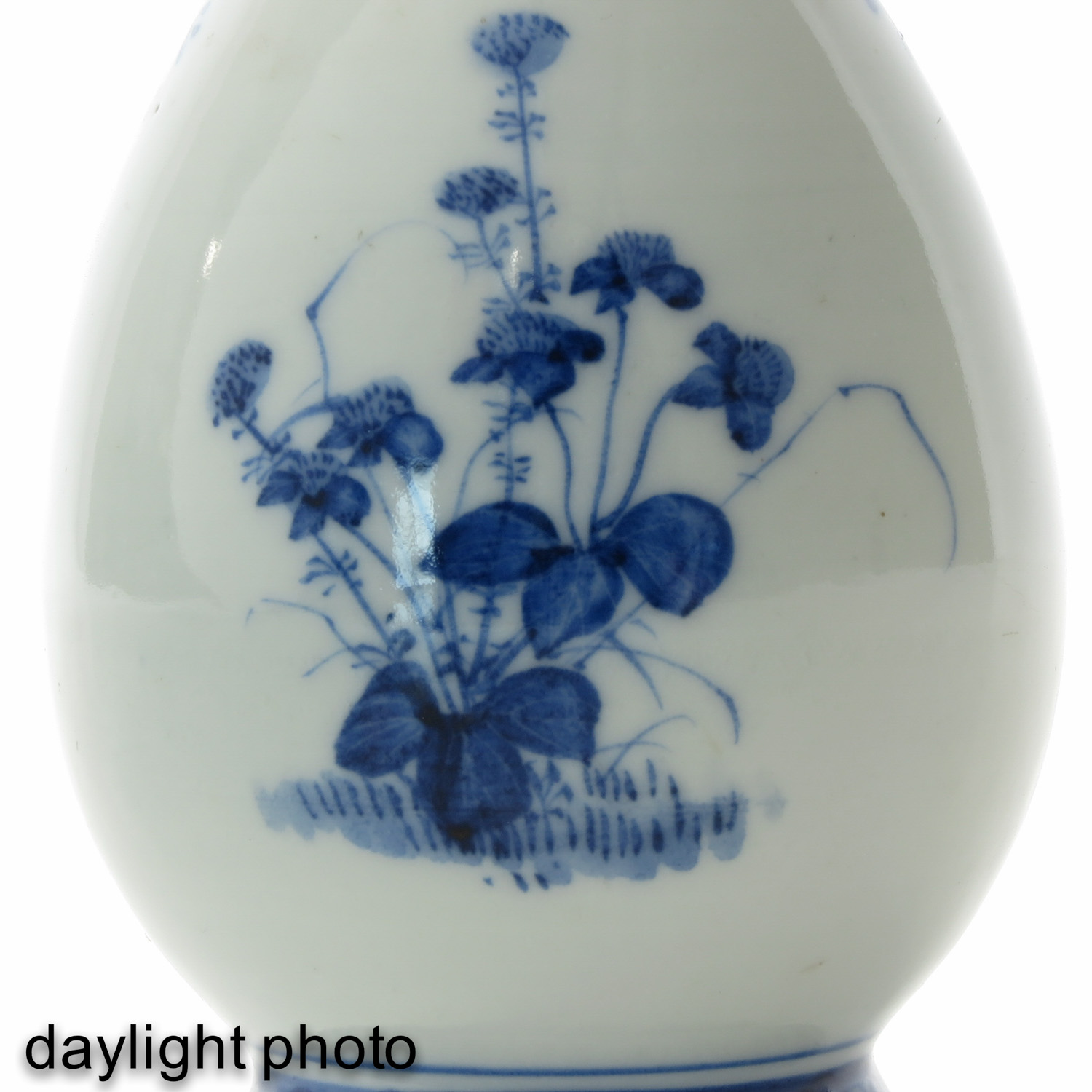 A Blue and White Vase - Image 9 of 9