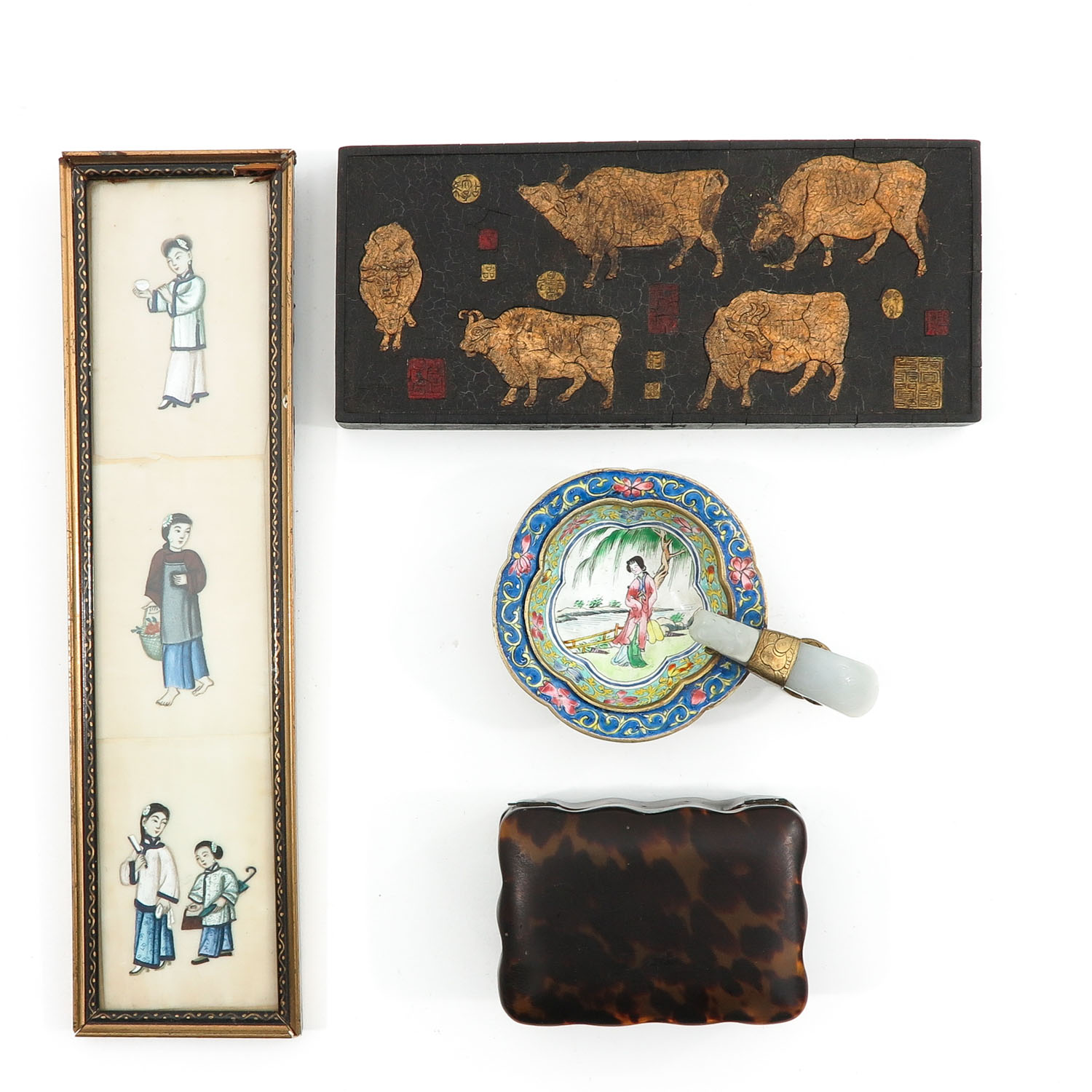 A Diverse Collection of Items - Image 5 of 10