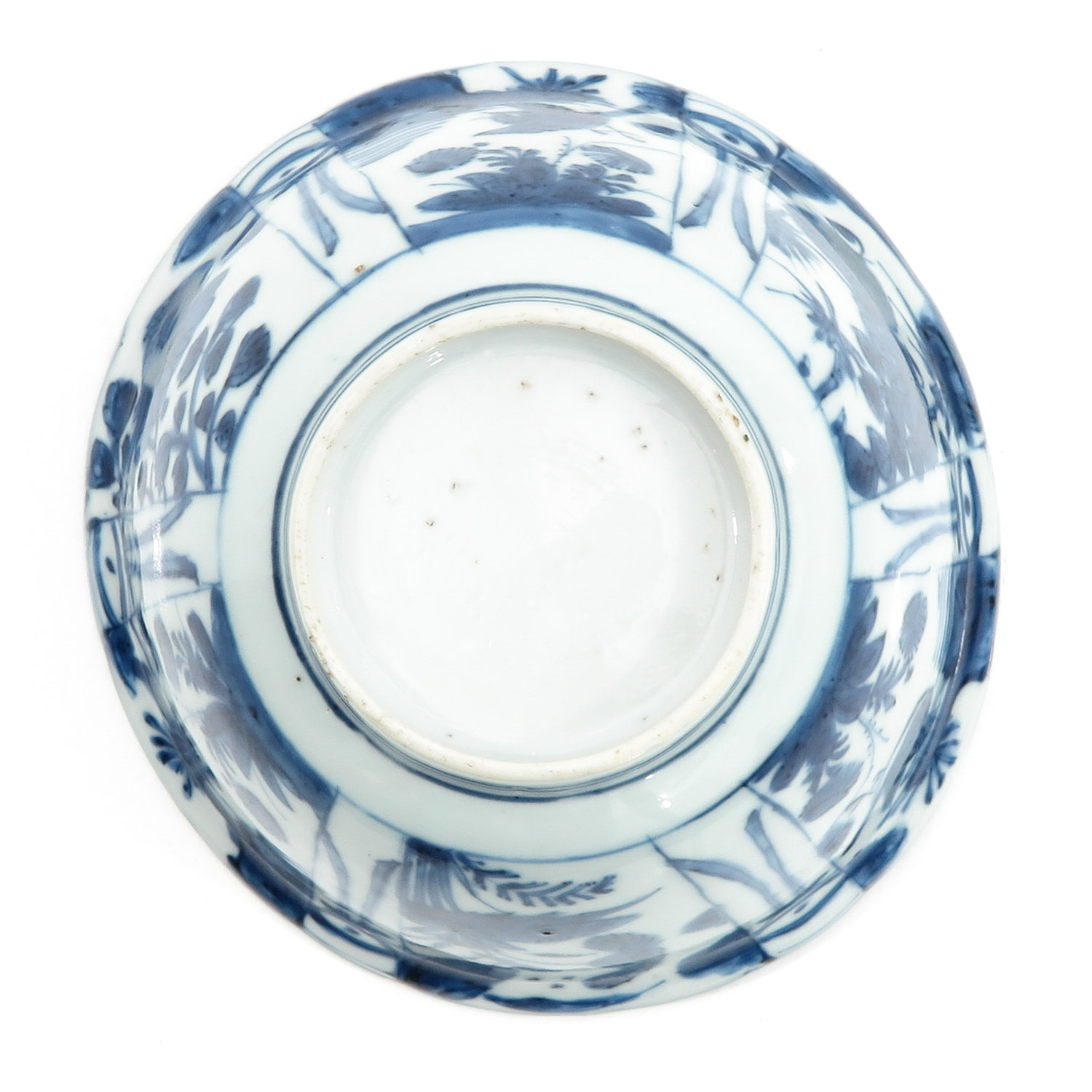A Blue and White Wanli Bowl - Image 6 of 9