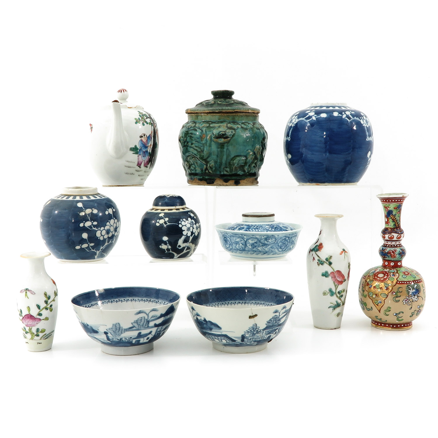 A Large Collection of Porcelain - Image 4 of 10