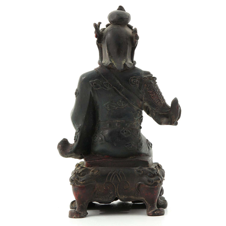 A Bronze Sculpture - Image 3 of 10