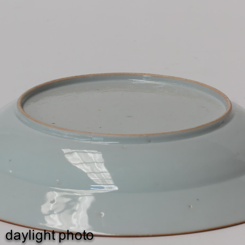 A Polychrome Decor Plate - Image 4 of 5