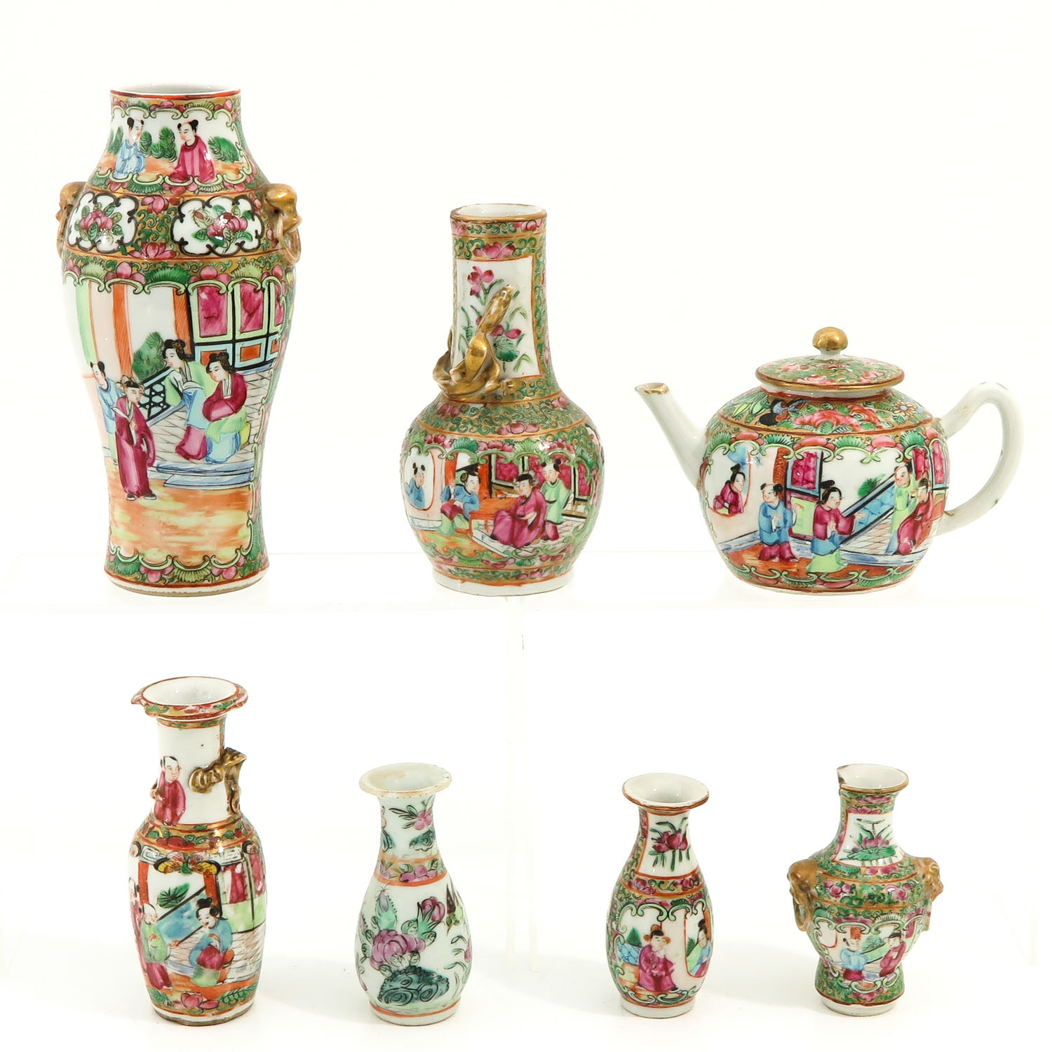 A Diverse Collection of Porcelain