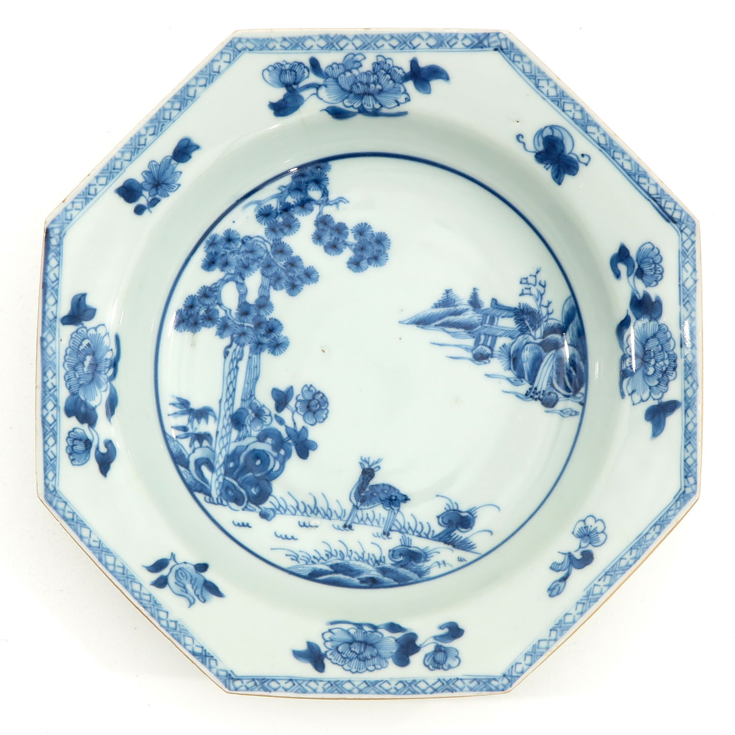 A Series of 3 Blue and White Plates - Image 3 of 10