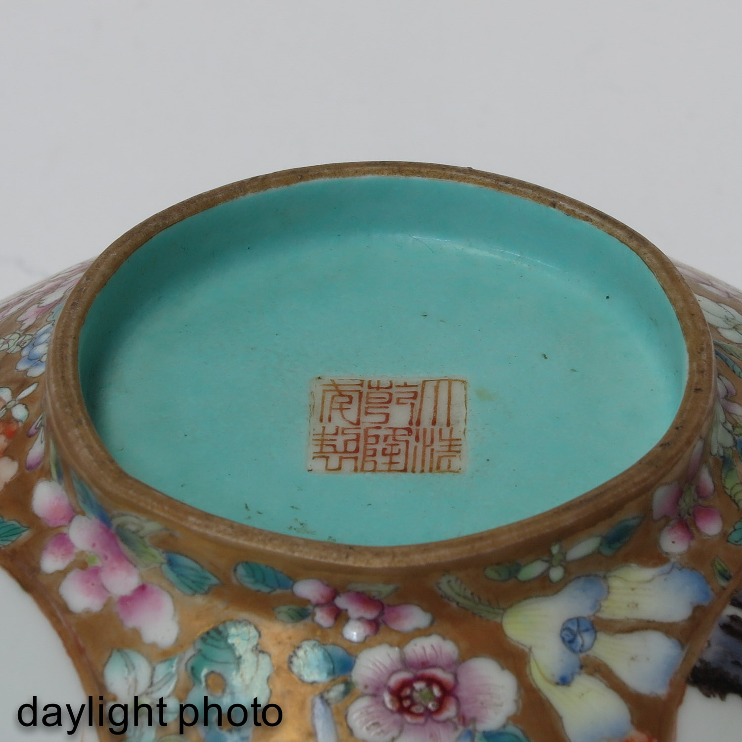 A Famille Rose Bowl - Image 8 of 10