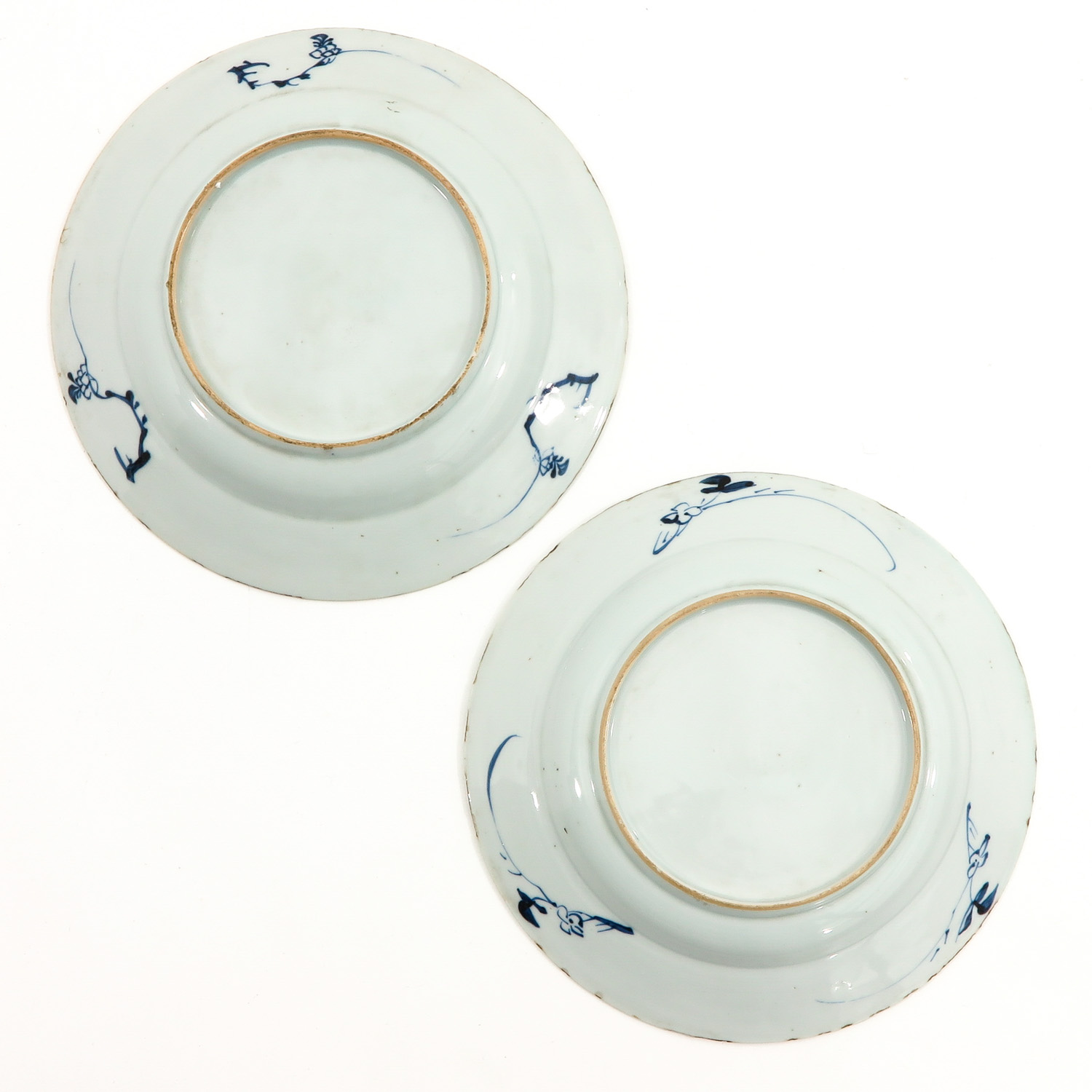 A Series of 5 Blue and White Plates - Image 6 of 10