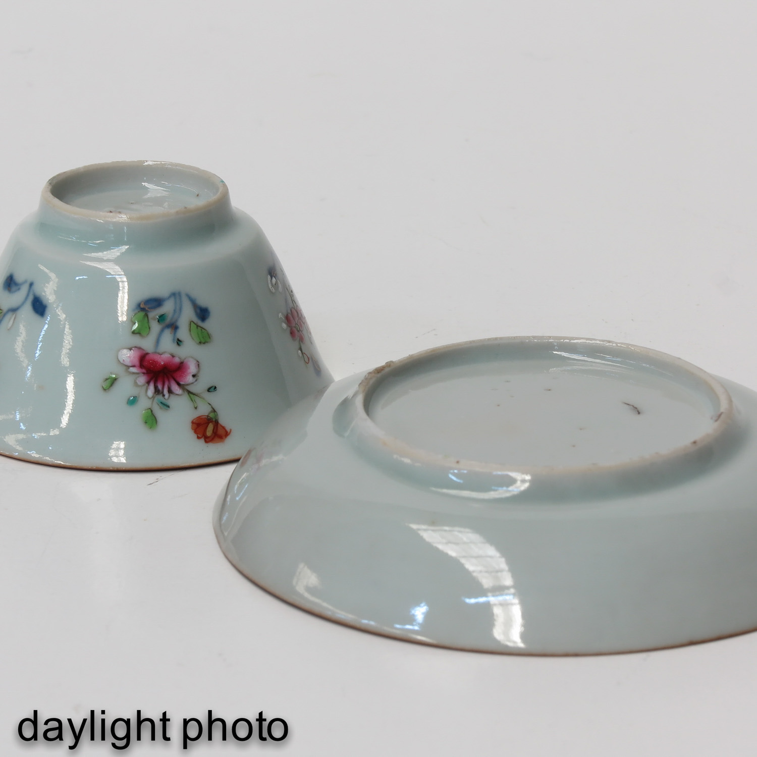A Set of 6 Cups and Saucers - Image 10 of 10