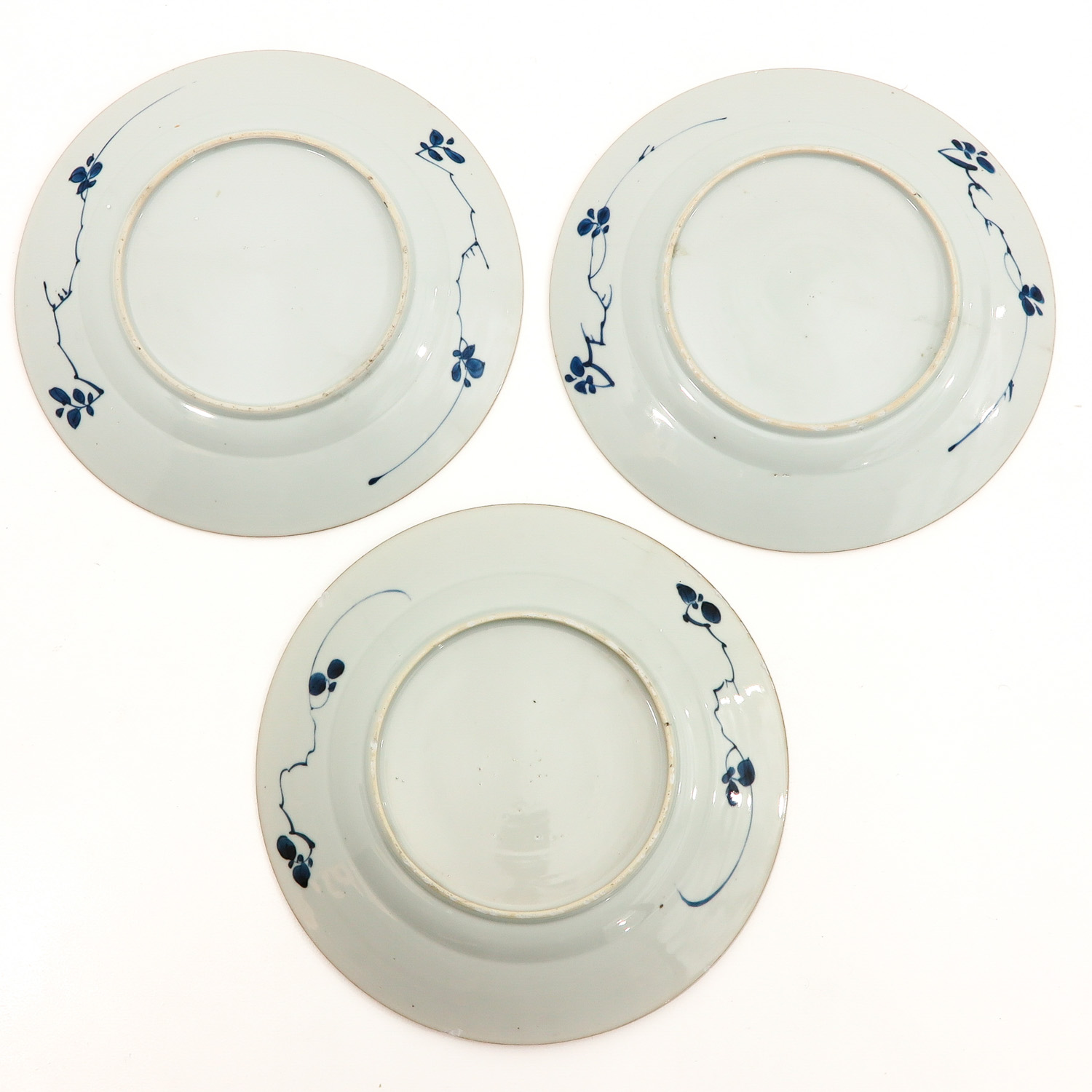 A Series of 5 Blue and White Plates - Image 4 of 10