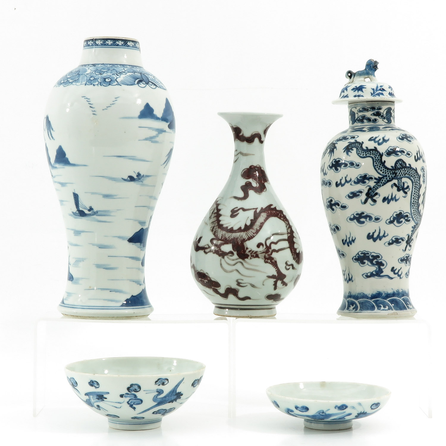 A Diverse Collection of Porcelain - Image 3 of 10