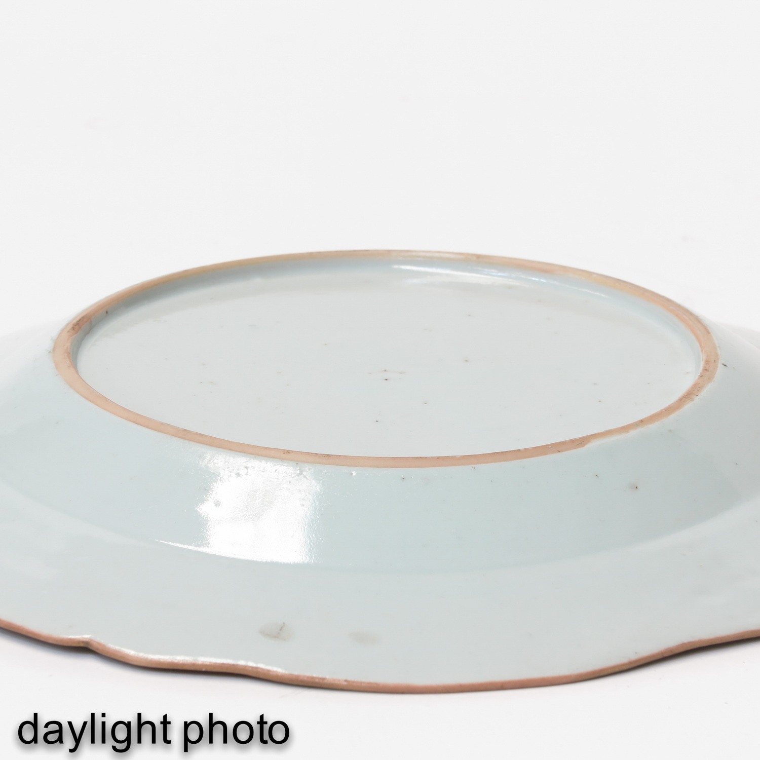 A Series of 5 Famille Rose Plates - Image 8 of 9