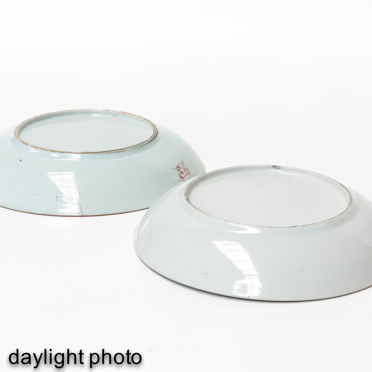 A Pair of Plates - Image 8 of 10