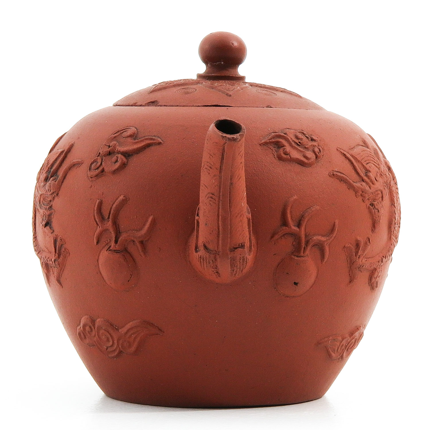 A Yixing Teapot - Image 4 of 9