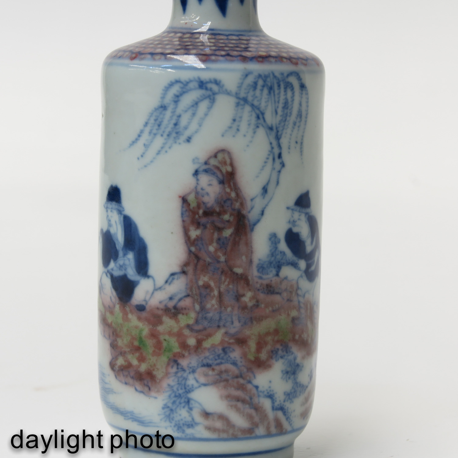 A Collection of 4 Miniature Vases - Image 10 of 10