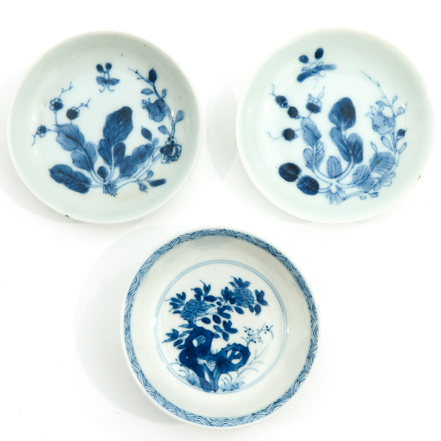 A Collection of 11 Small Plates - Image 5 of 10