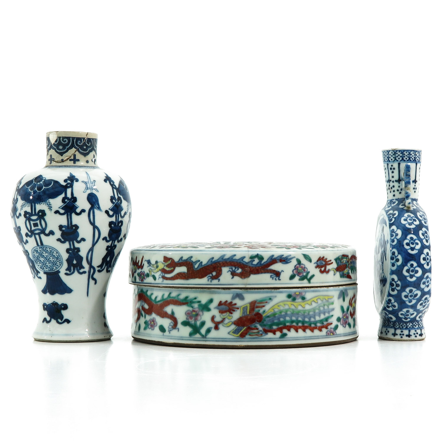 A Diverse Collection of Porcelain - Image 4 of 9
