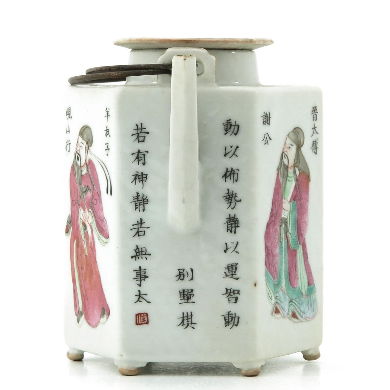 A Wu Shuang Pu Teapot - Image 4 of 9