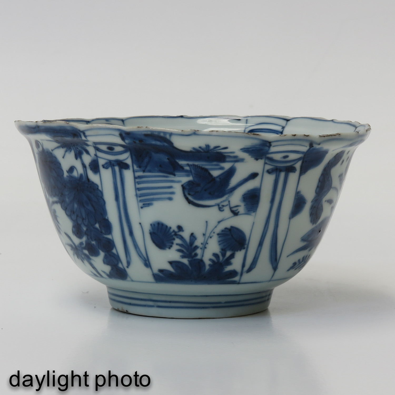 A Blue and White Wanli Bowl - Image 7 of 9