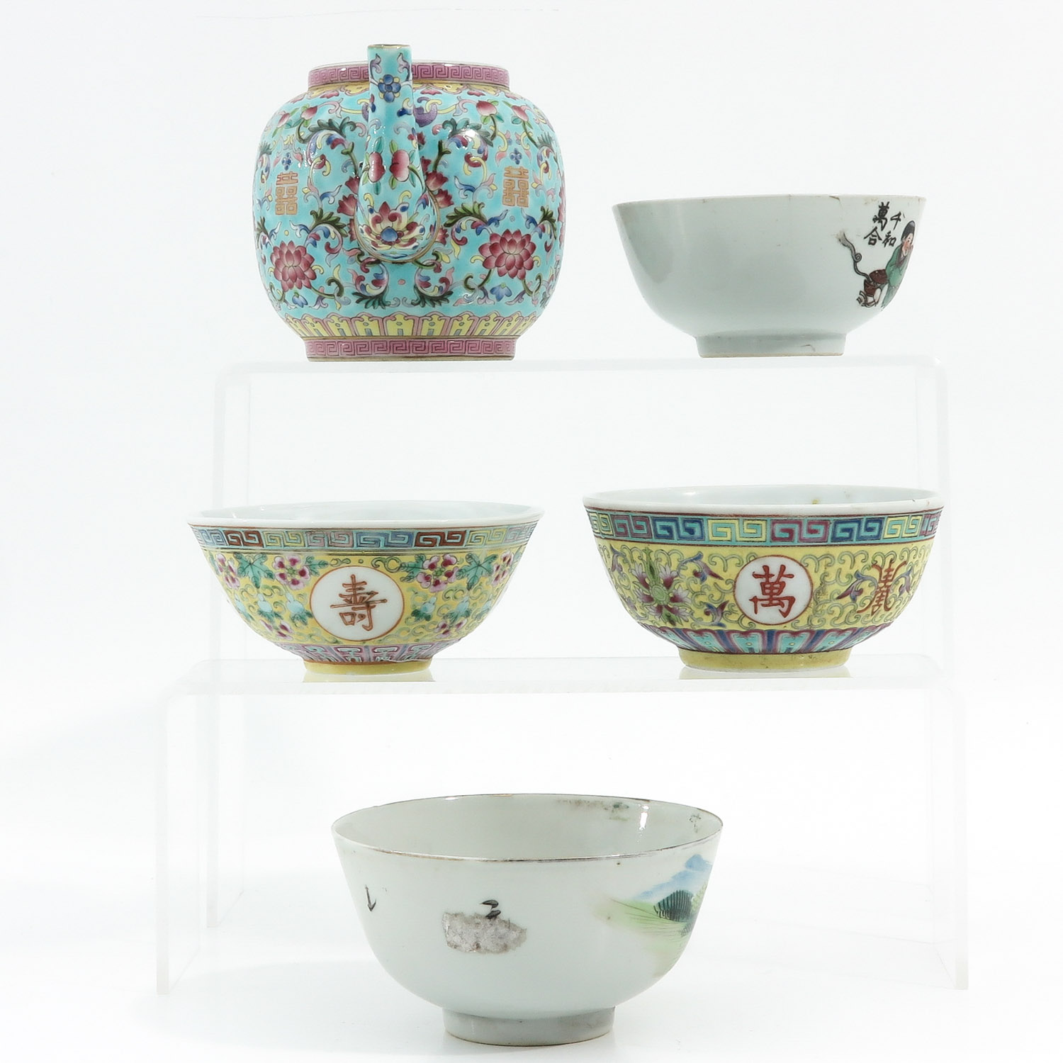 A Collection of Chinese Porcelain - Image 4 of 10