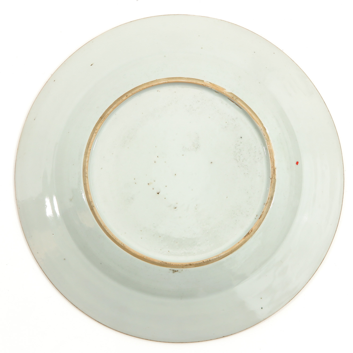 A Collection of 3 Famille Rose Plates - Image 8 of 10