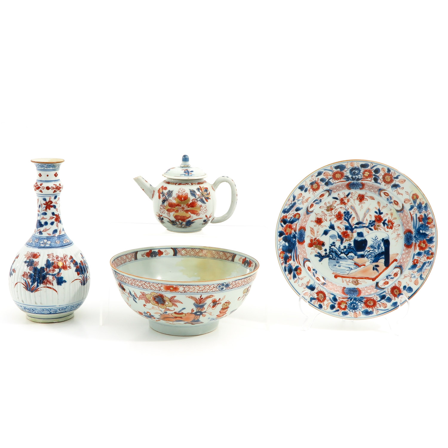 A Collection of Imari