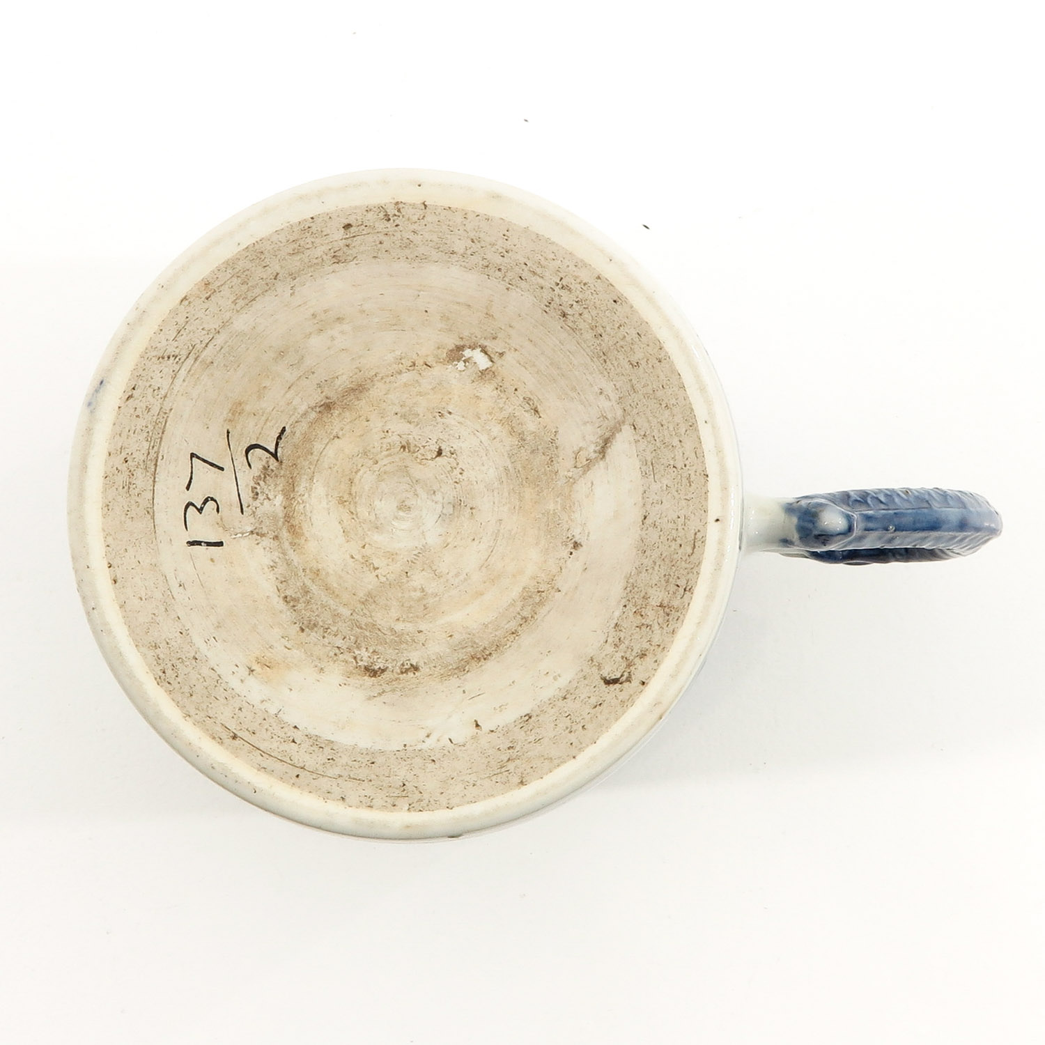 A Polychrome Decor Mug - Image 6 of 10