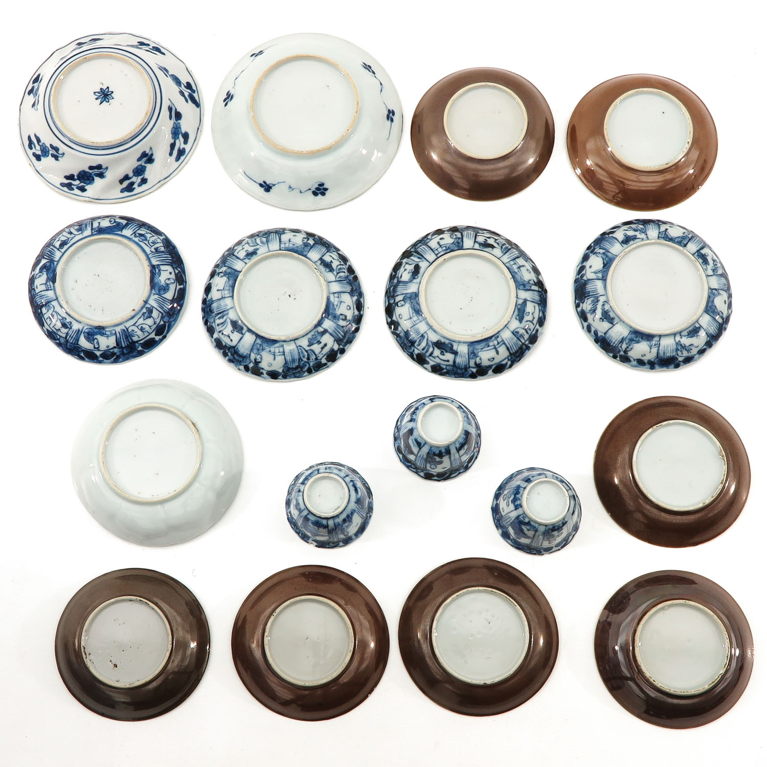 A Collection of Cups and Saucers - Image 2 of 4