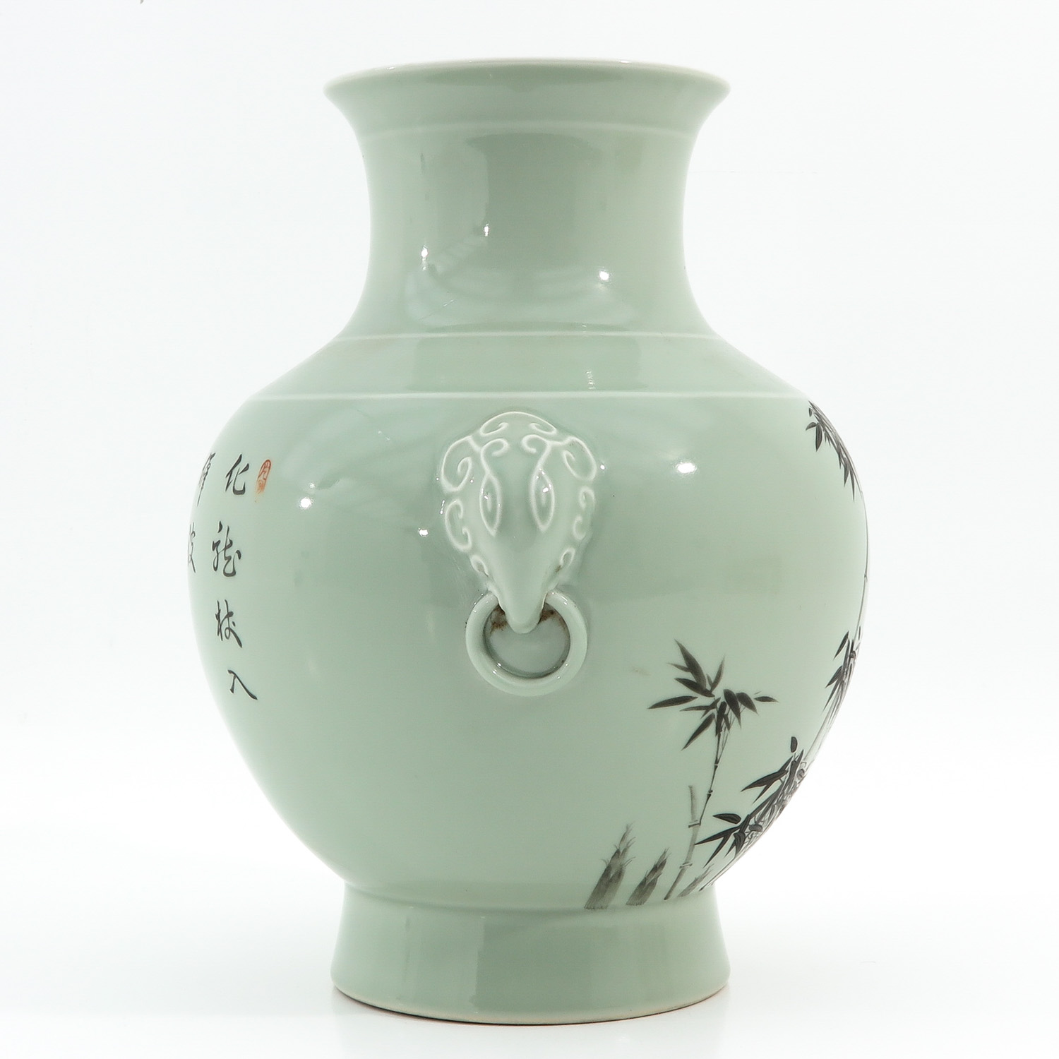 A Celdaon Vase - Image 4 of 10