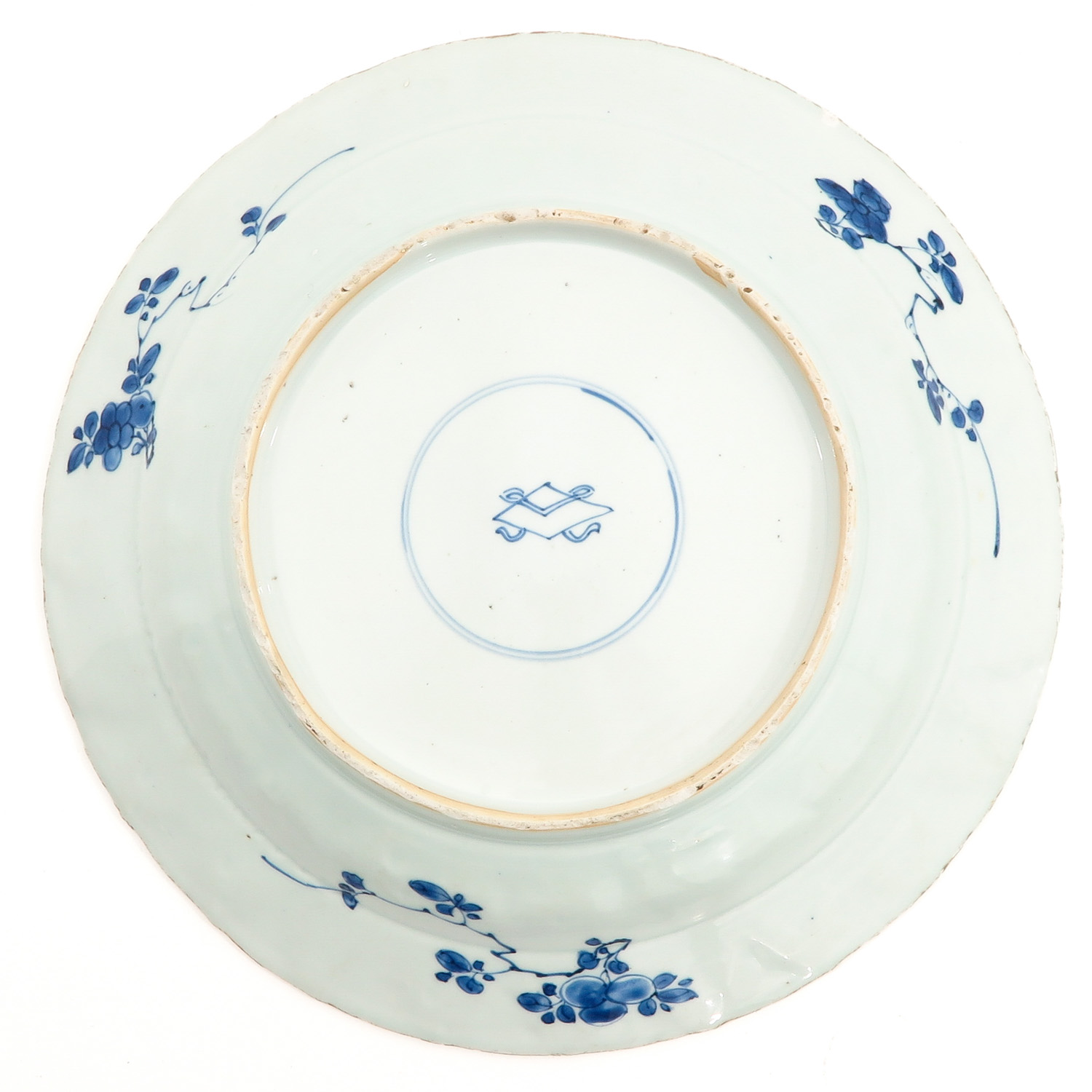 A Blue and White Charger - Image 2 of 8