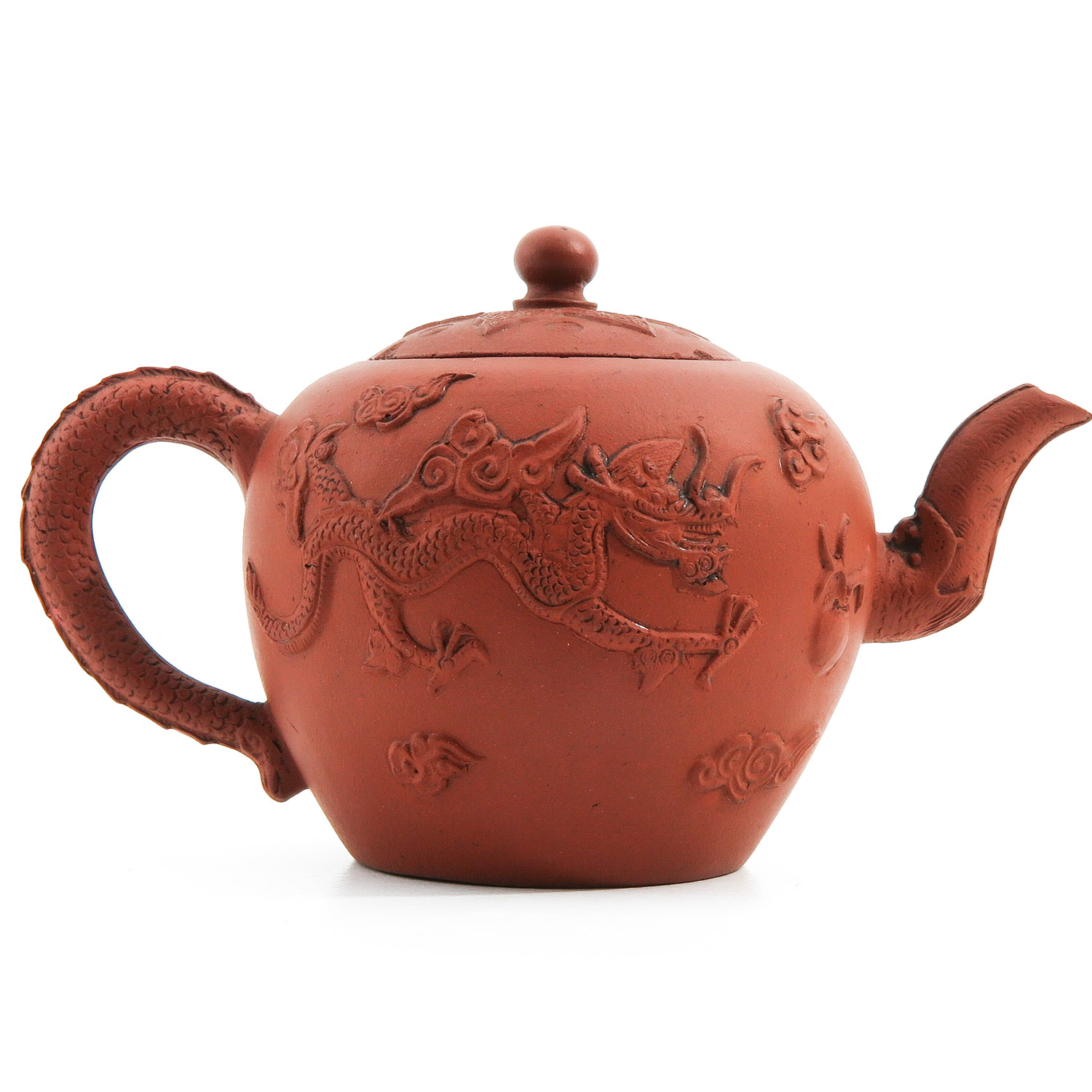 A Yixing Teapot - Image 3 of 9