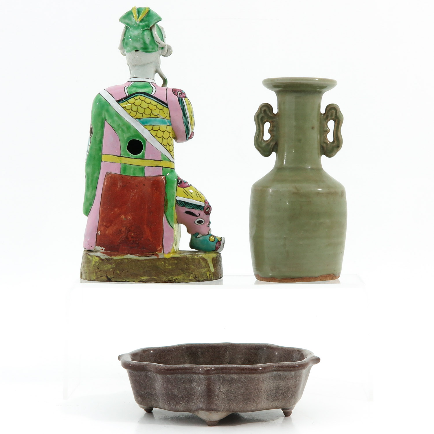 A Collection of Chinese Porcelain - Image 3 of 9