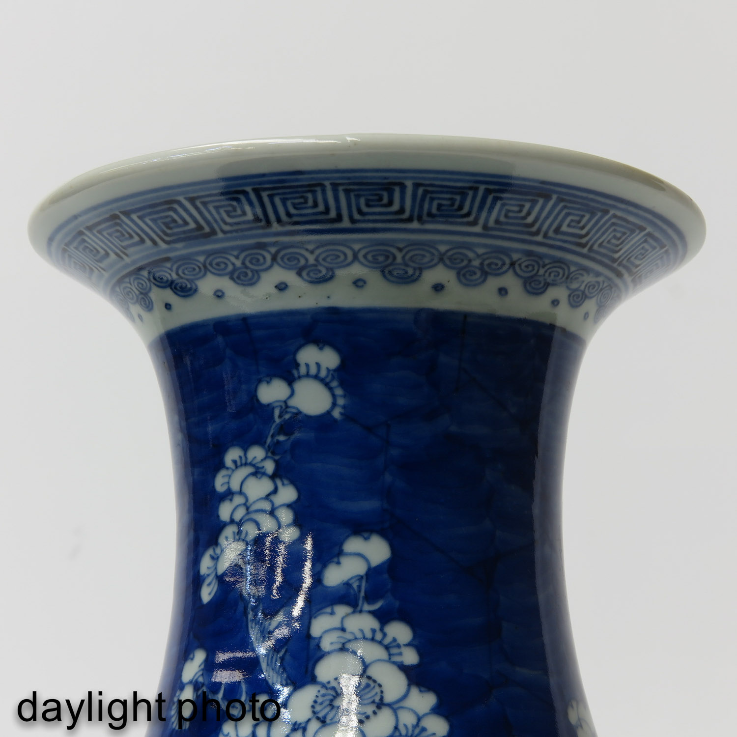A Blue and White Vase - Image 10 of 10