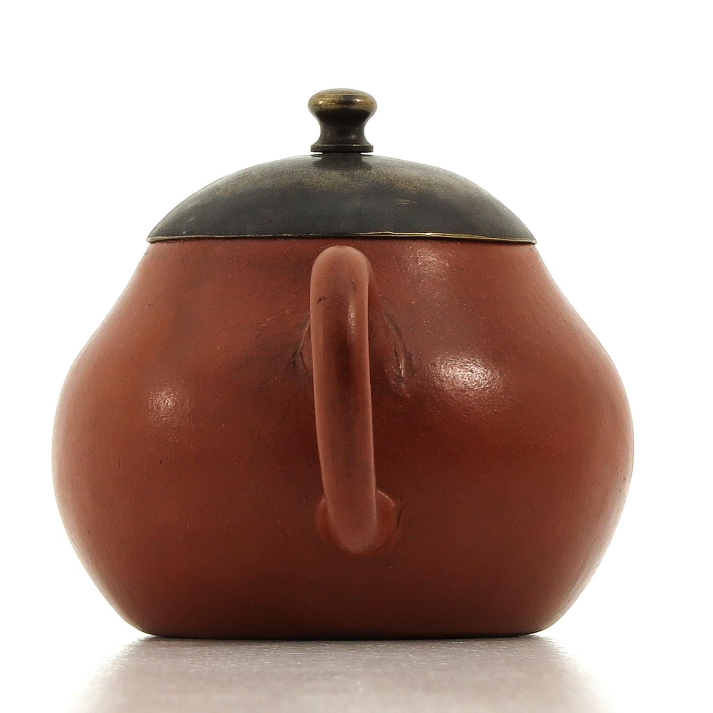 A Yixing Teapot - Image 2 of 10