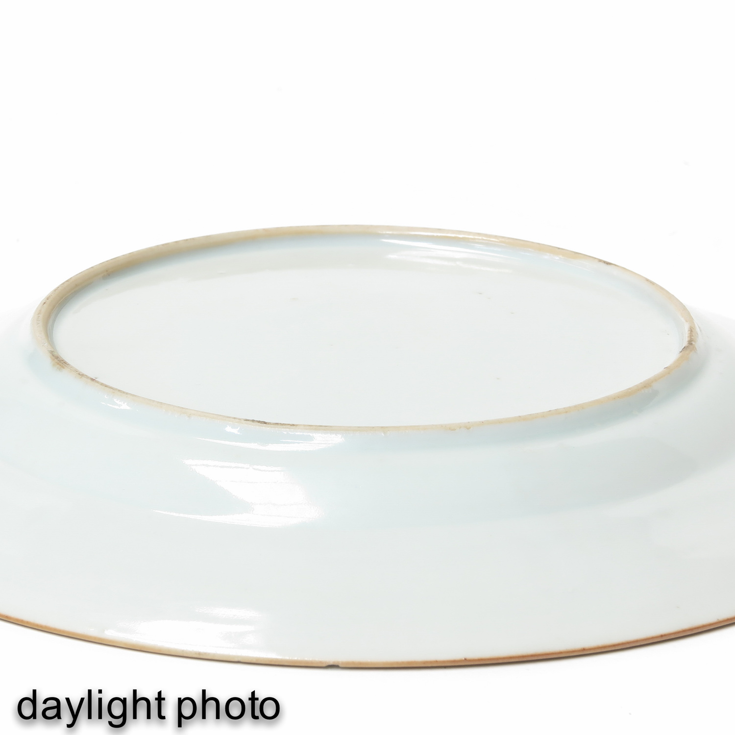 A Famille Rose Plate - Image 4 of 5