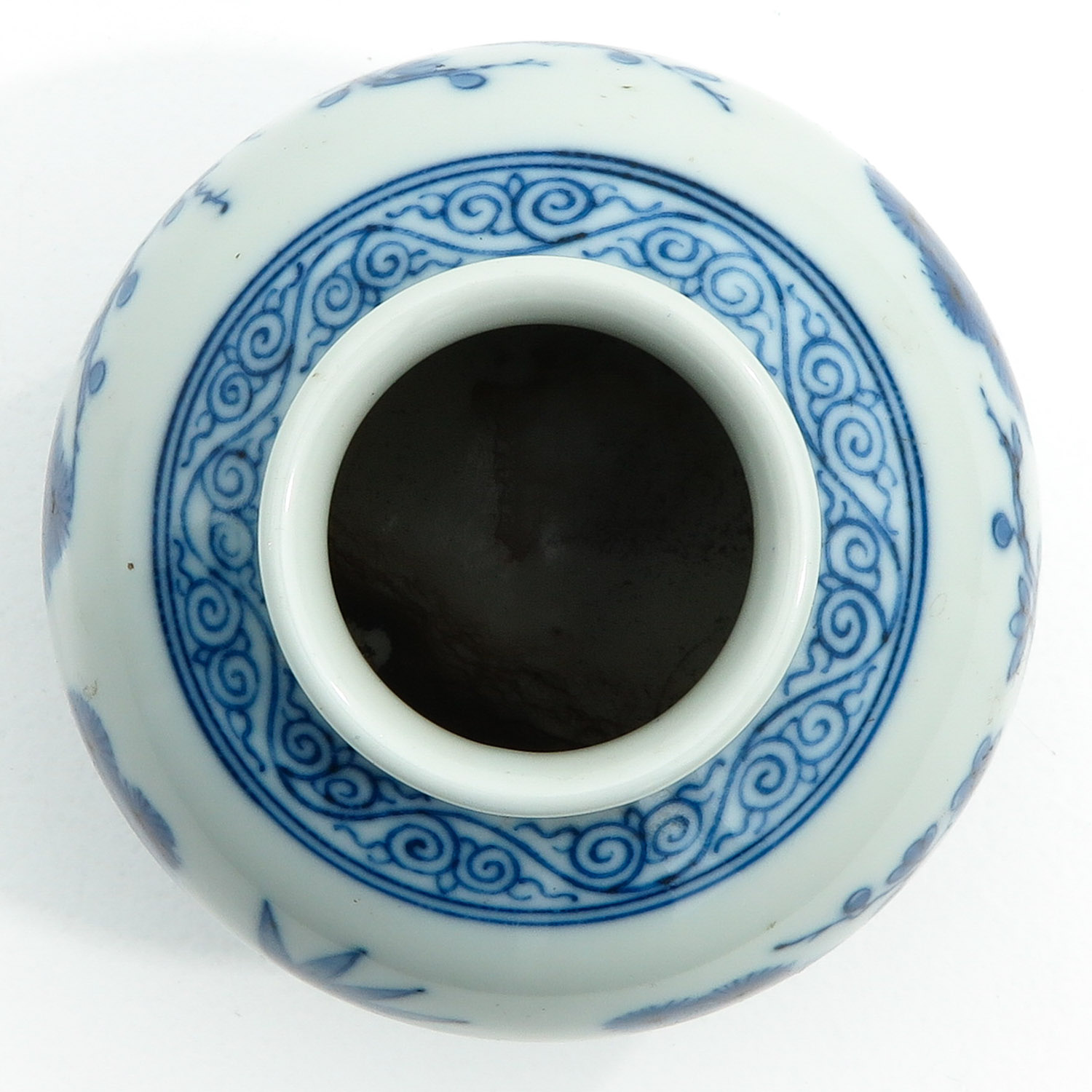A Small Blue and White Vase - Image 5 of 9