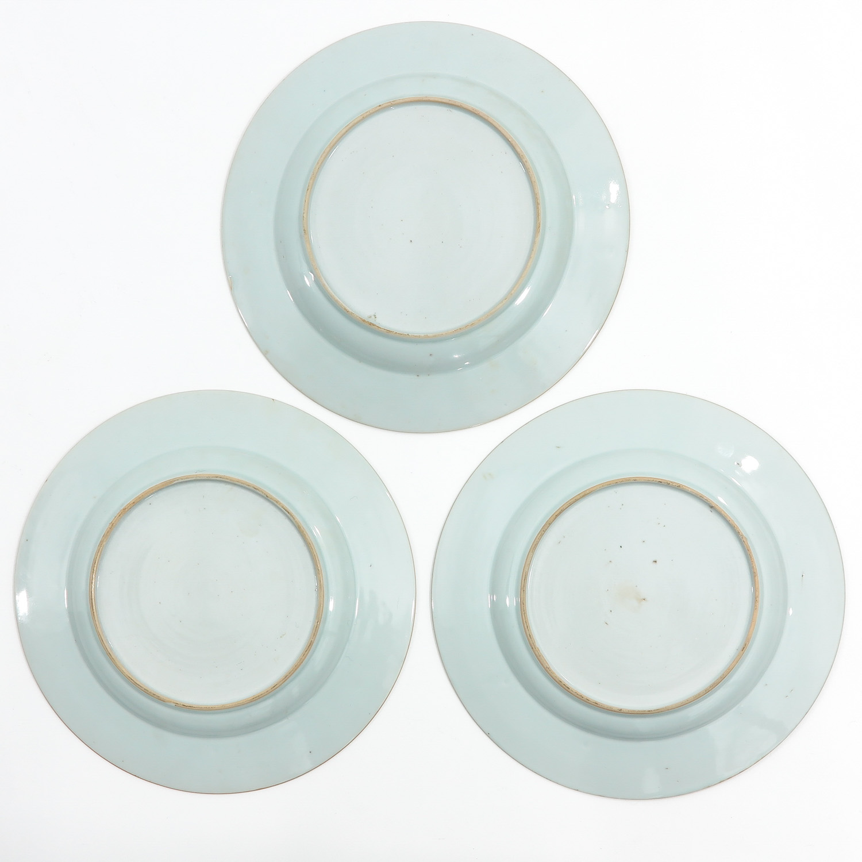 A Series of 7 Imari Plates - Image 8 of 10