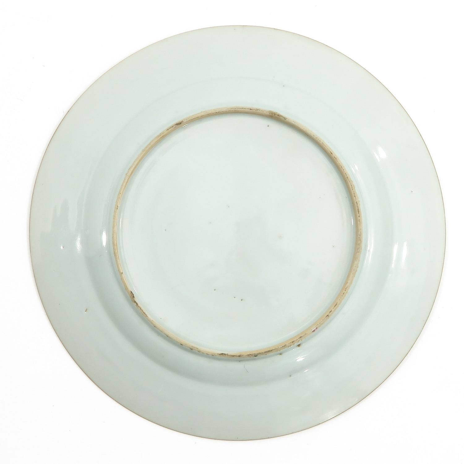 A Famille Rose Plate - Image 2 of 5