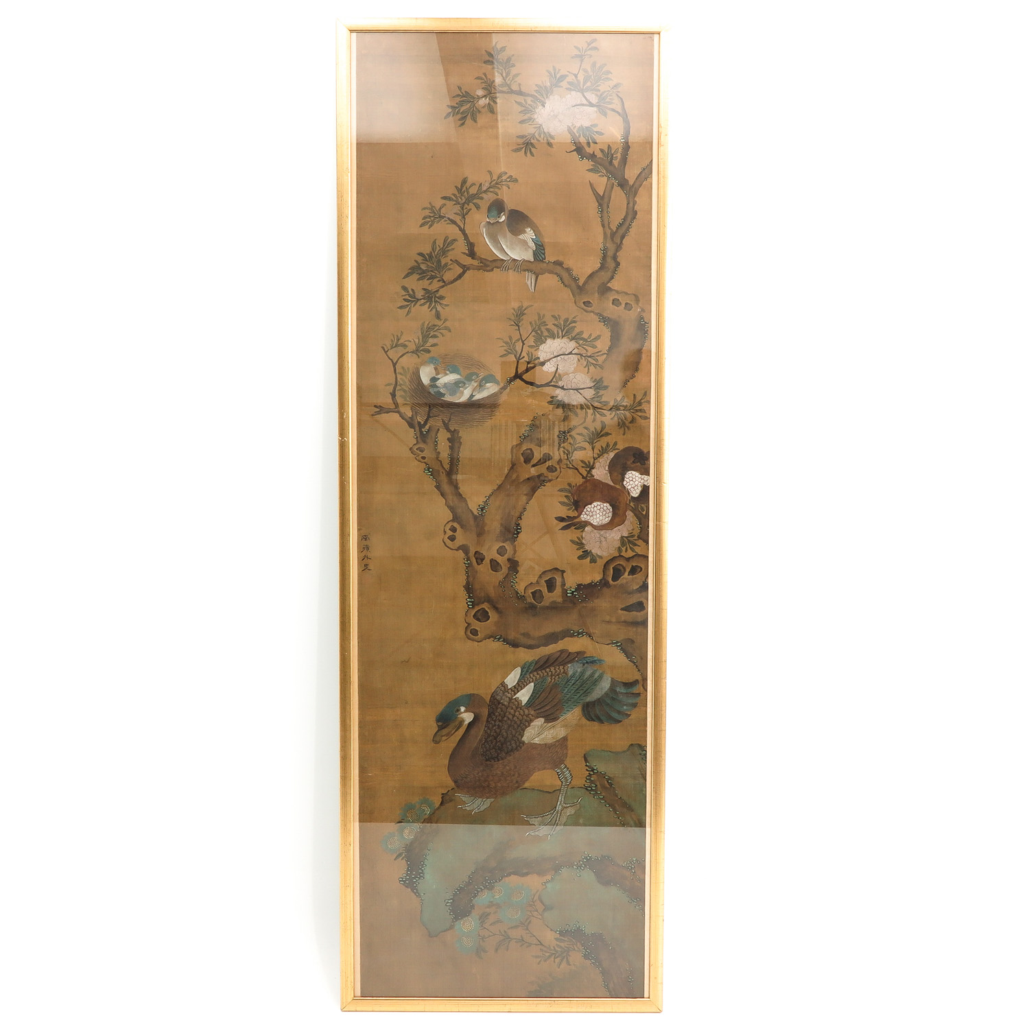 A Pair Framed Works of Art - Image 5 of 6