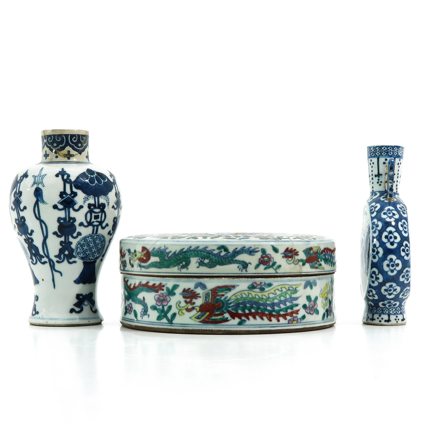 A Diverse Collection of Porcelain - Image 2 of 9