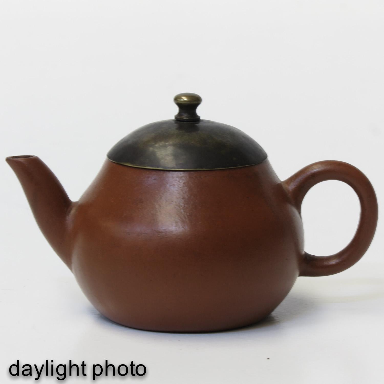 A Yixing Teapot - Image 7 of 10