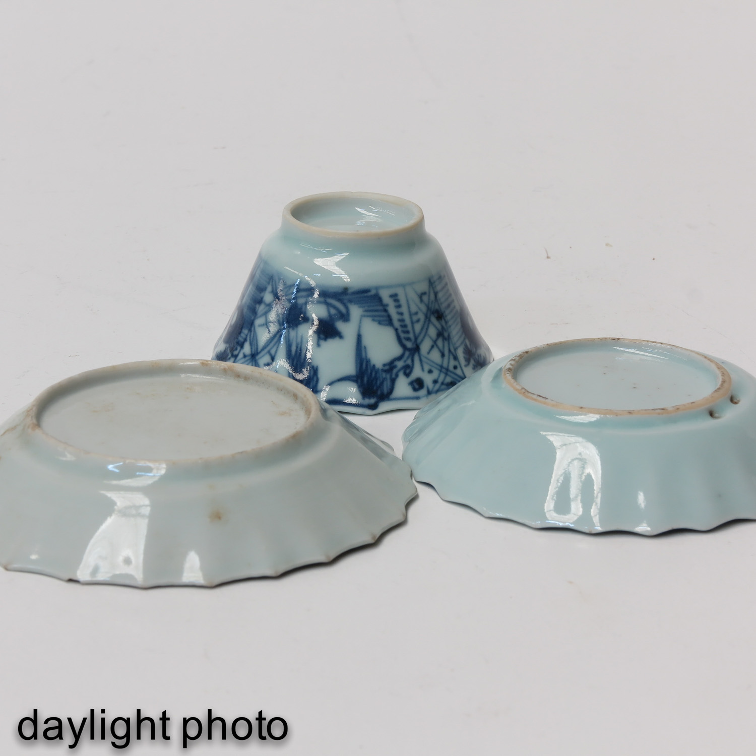 A Collection of 5 Cups and Saucers - Image 10 of 10