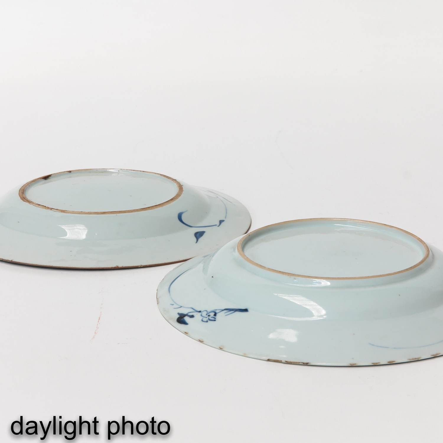 A Series of 5 Blue and White Plates - Image 8 of 10