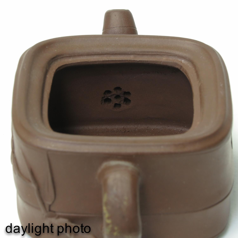 2 Yixing Teapots - Image 10 of 10