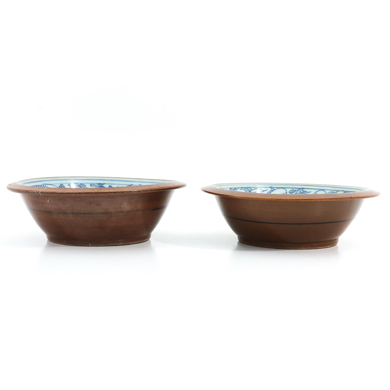 A Pair of Rice Bowls