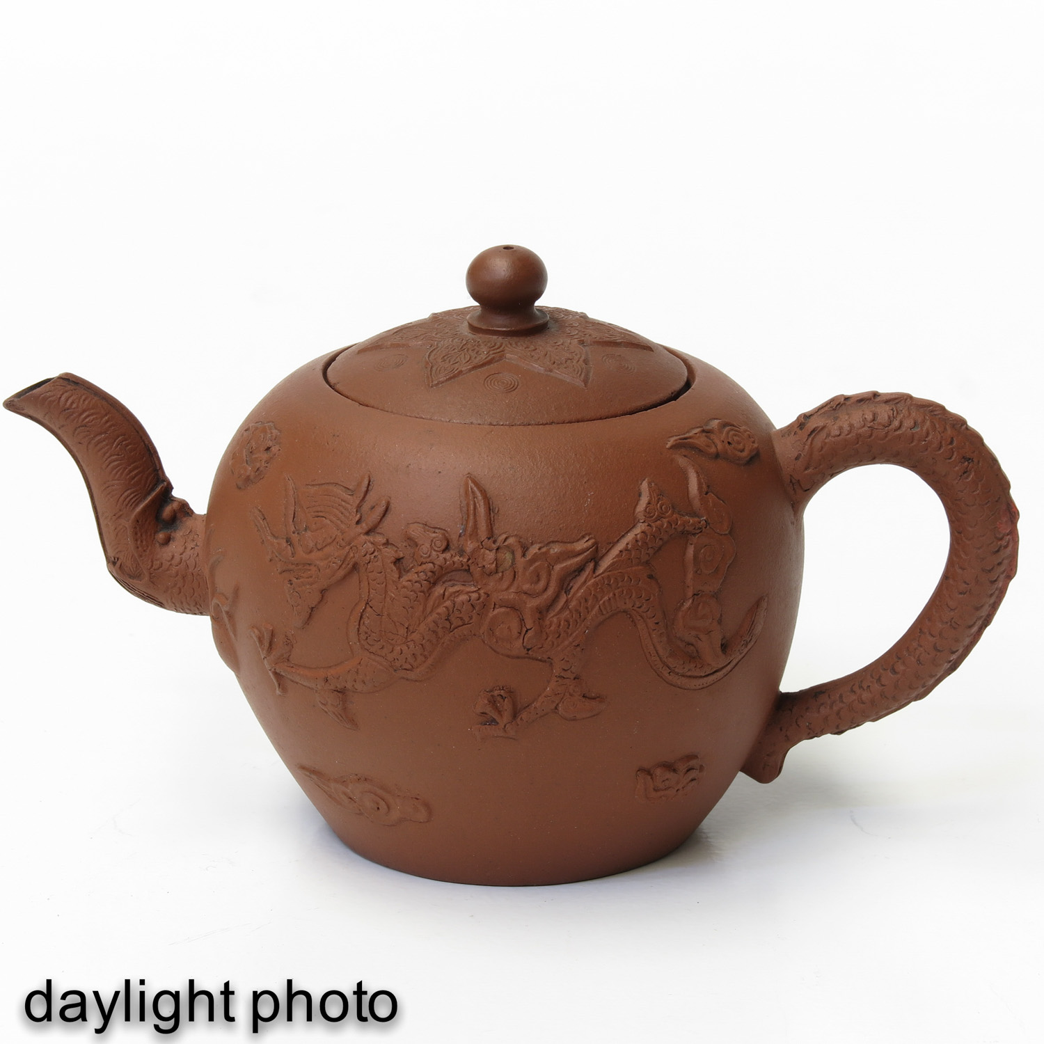 A Yixing Teapot - Image 7 of 9