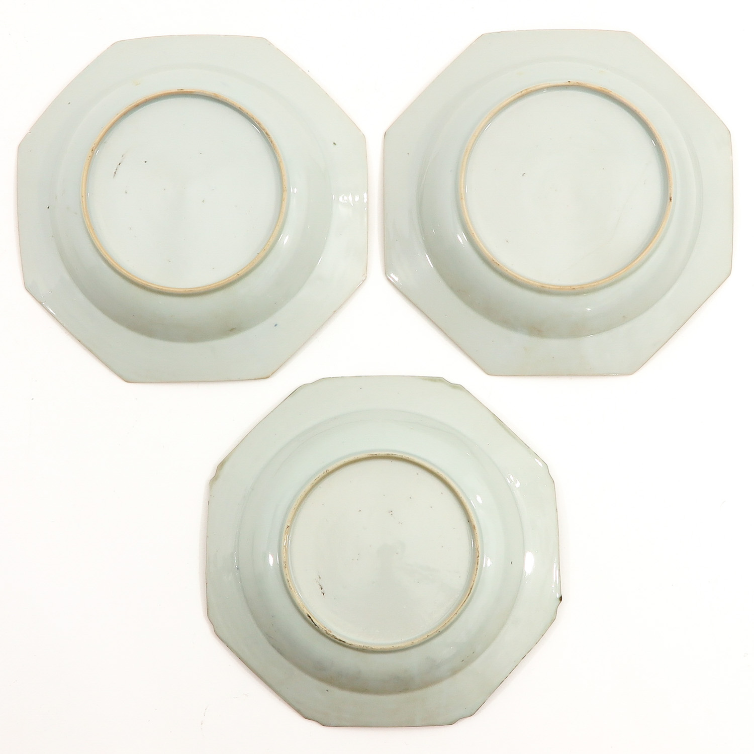 A Series of 3 Blue and White Plates - Image 2 of 10