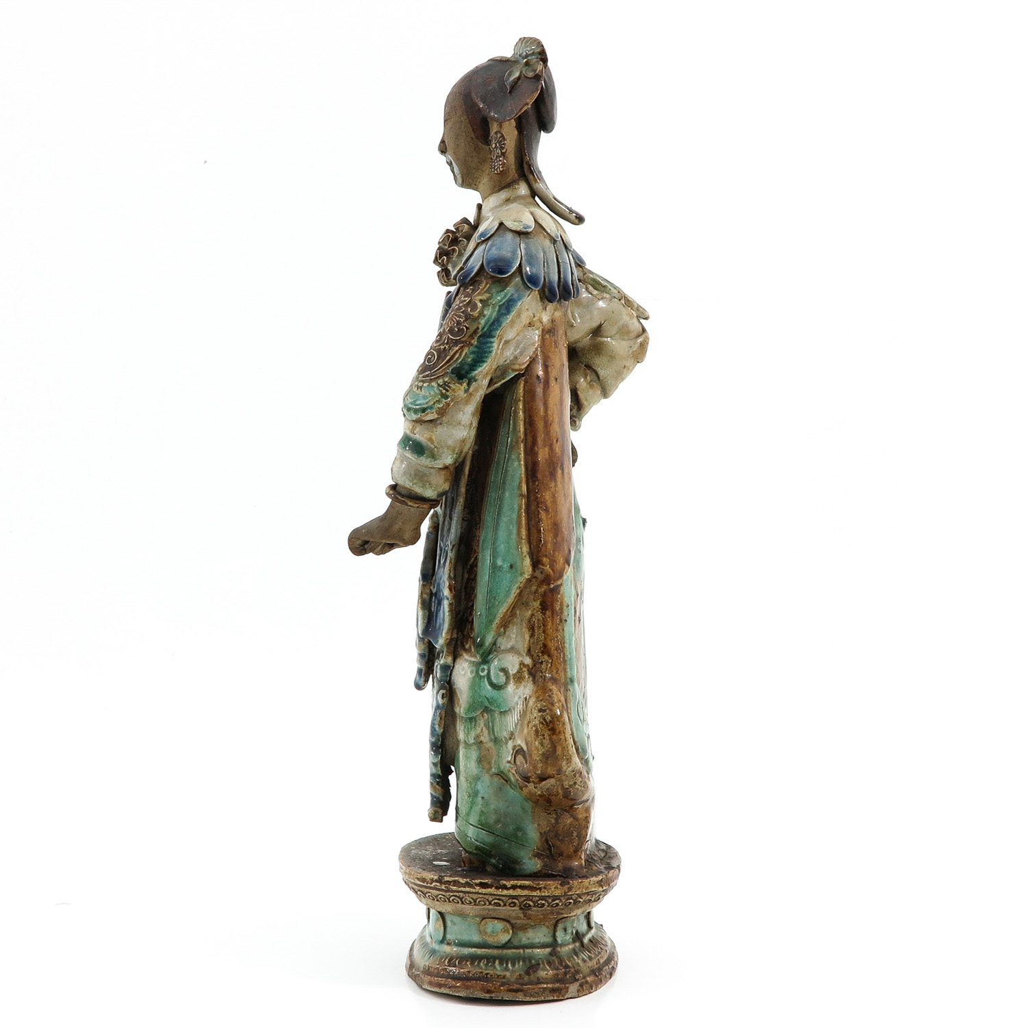 A Chinese Sculpture - Image 2 of 10
