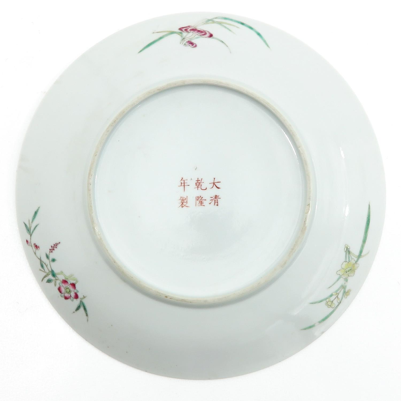 A Salancai Plate - Image 2 of 6